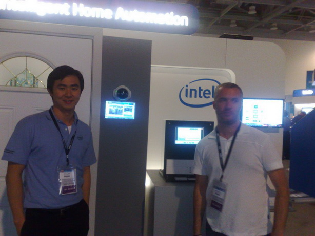 Home Automation Project, Intel USA