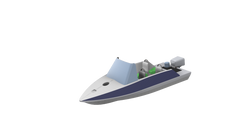 T55-A003 Tacht_ASM_w6Seat v1
