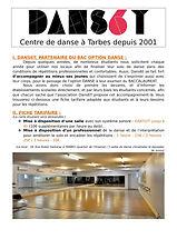 Location salle, dans6t, danse,hiphop, 65, occitanie, étudiants