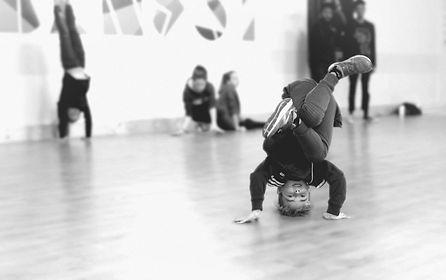 Hip-hop breakdance dans6t