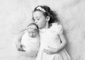 sibling photoshoot newborn baby essex ph