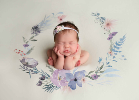Newborn Baby Photoshoot Cute Baby Photos