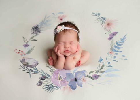 Newborn Baby Photoshoot Cute Baby Photos