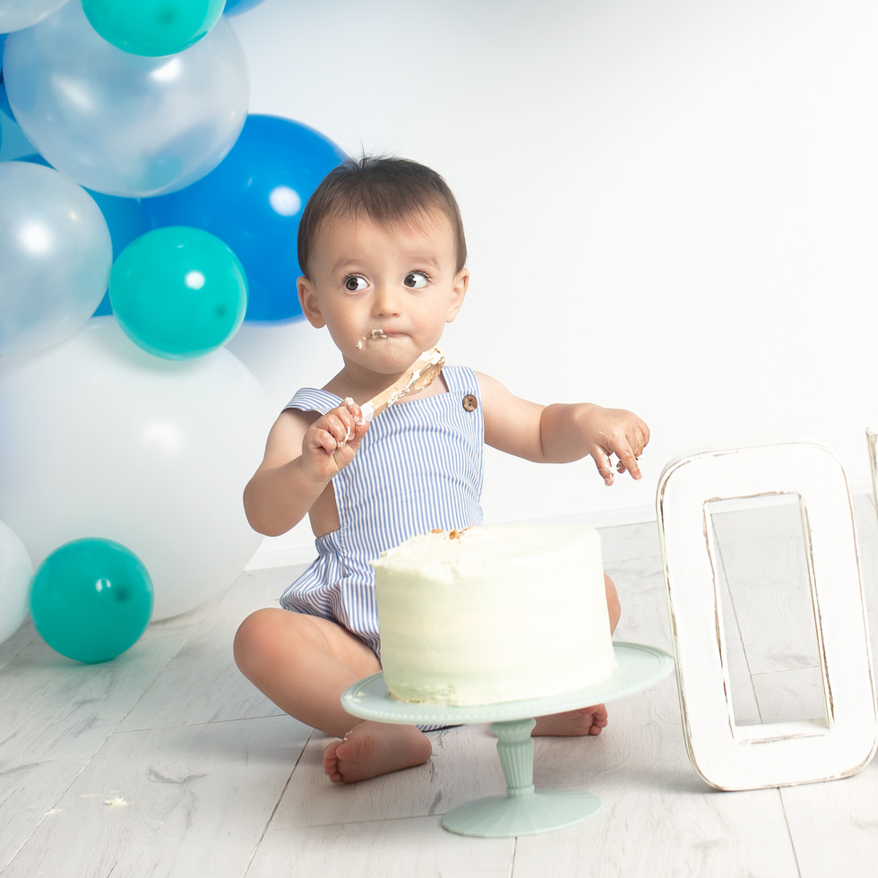 Cake Smash Photography Essex