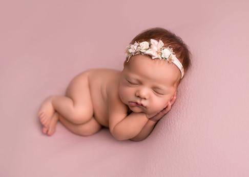 Newborn Baby Photoshoot in Essex