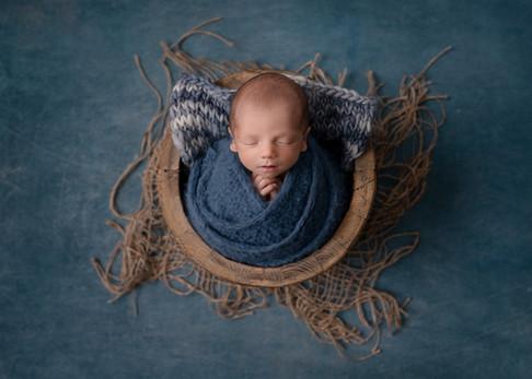 Newborn baby boy photography in Essex
