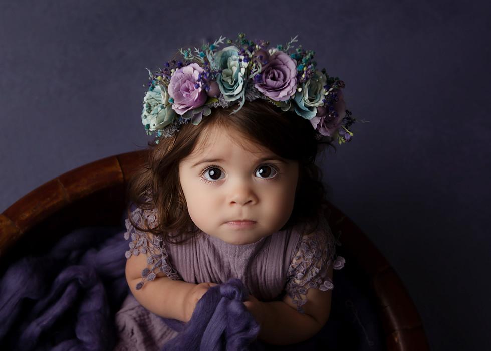 flower baby girl photos cute essex