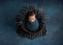Fine Art Newborn Images