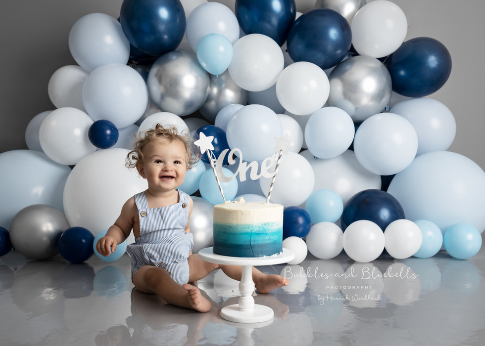 Boys Cake Smash Ideas Essex Photography Studio