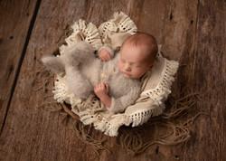 Boho Neutral Baby Photography Baby Boy Newborn Photographer Photoshoot Essex