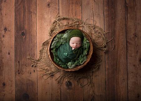 Newborn Photographer Essex London Bubble