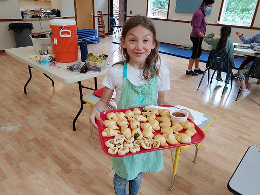 Week 4 : July 19th - July 23rd Baking Camp