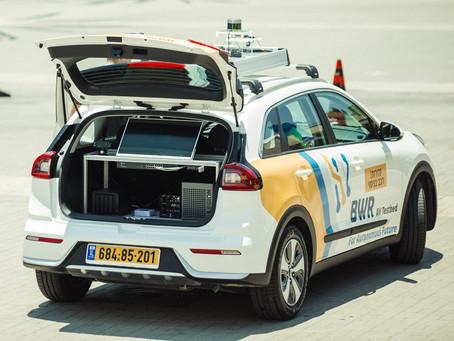 BLUE WHITE ROBOTICS TEAMS WITH NVIDIA FOR AUTONOMOUS VEHICLE TEST-BED DEVELOPMENT