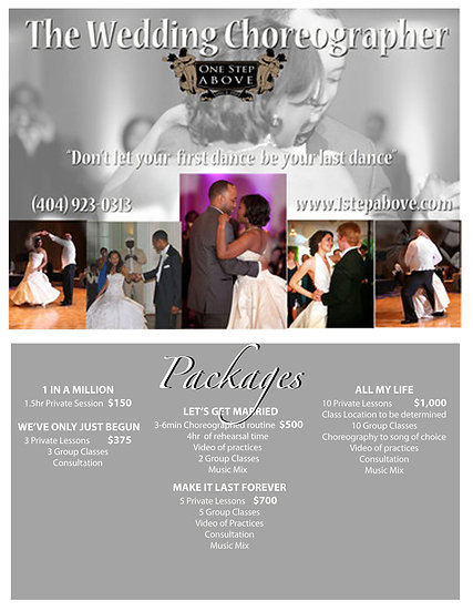 Let's get married/ Wedding Package