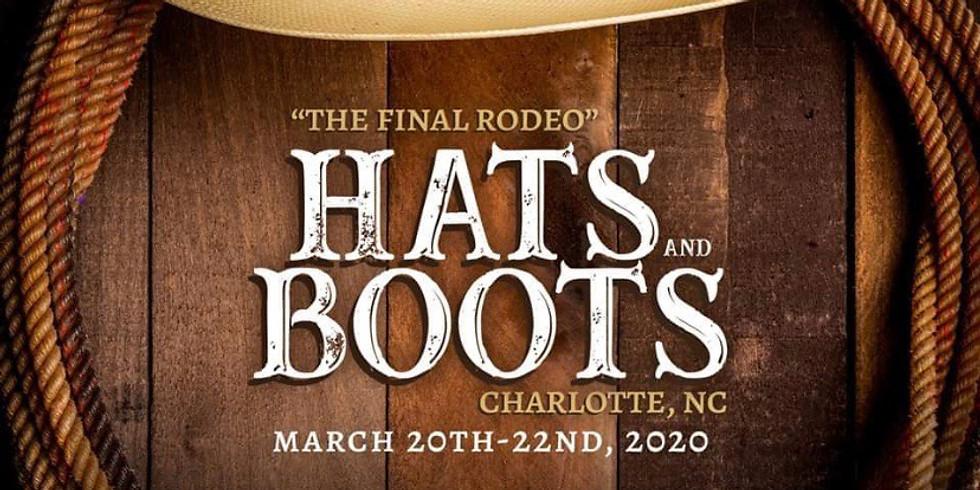 Hats & Boots Charlotte