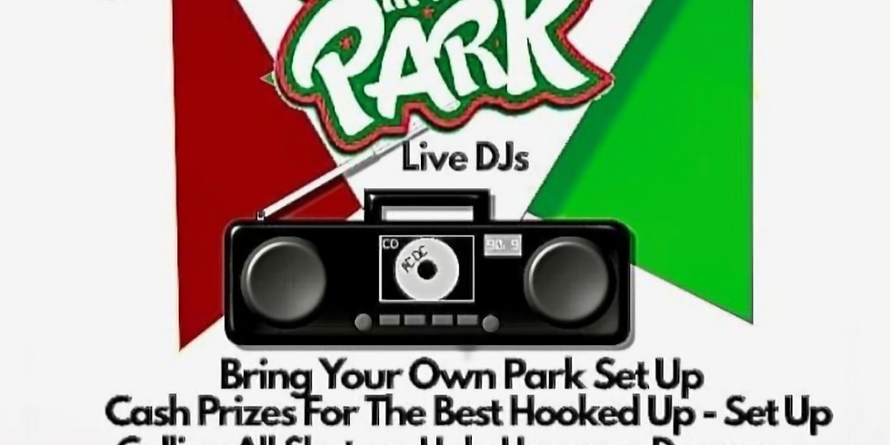 Throwback Party in the Park