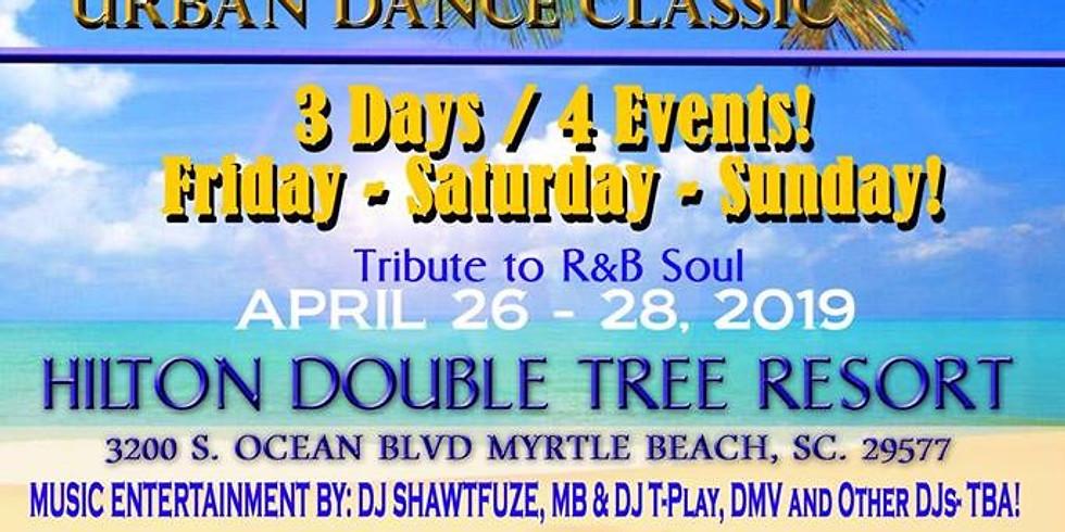 Beach Urban Dance Classic