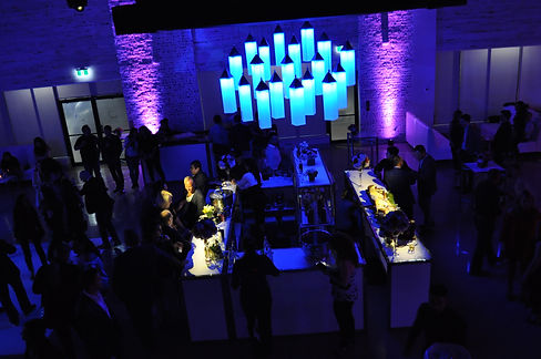 Kinetic Chandelier Event Toronto