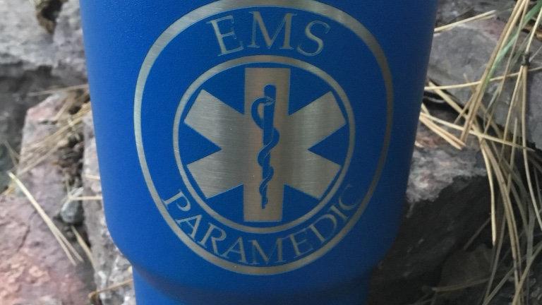 30oz Paramedic Tumbler