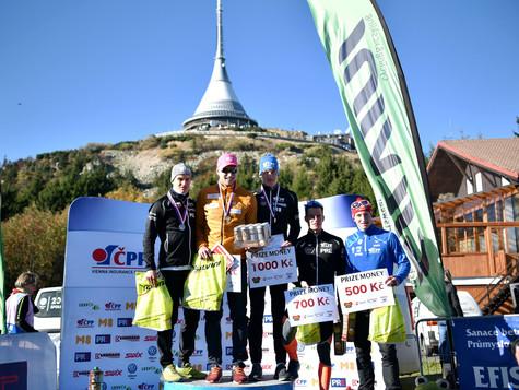 Skvělé týmové vystoupení na MČR Liberec