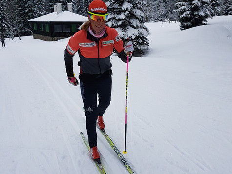 Interview with Katerina Smutna: Christmas time in Jablonec, New Year skiing, Jizerska 50 and poisoni