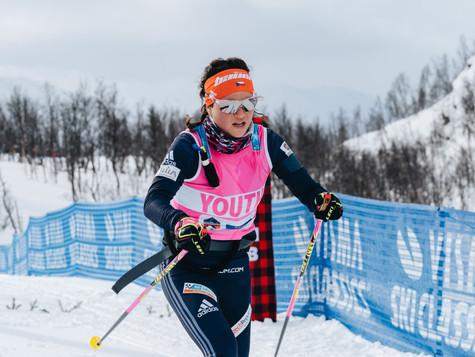 Three Bauer Ski Team athletes in the TOP 10 on the demanding Reistadlopet