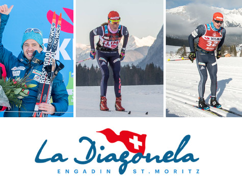 Bauer Ski Team heading to La Diagonela: Katerina Smutna and Ilya Chernousov will try to defend last