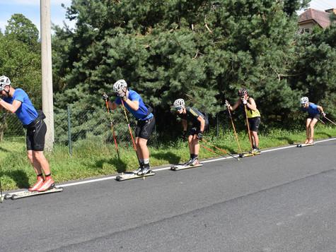 Training camp Červenohorské sedlo – 1.st-9.th of August