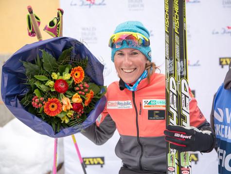 "Katerina Smutna before Jizerska 50: ""I want to attack the victory!"""