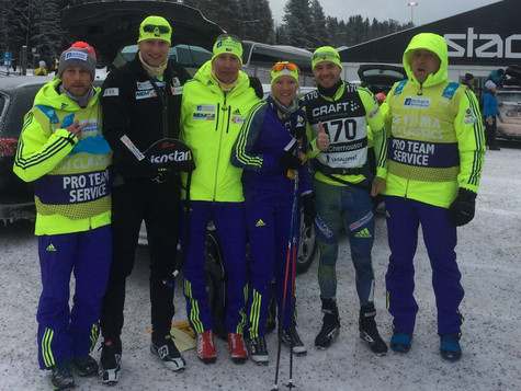 Legendary Vasaloppet successfully done and another legend - Birkebeiner is on the schedule for Satur