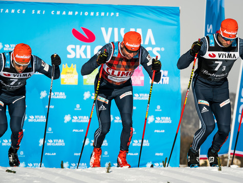 Skvělý start Bauer Ski Teamu do seriálu Visma Ski Classics: 4. místo v prologu