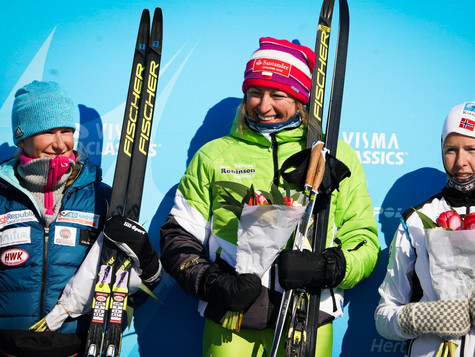 Two TOP 10 placements for the Bauer Ski Team at Birkebeinerrennet: Katerina Smutna silver, Ilya Cher