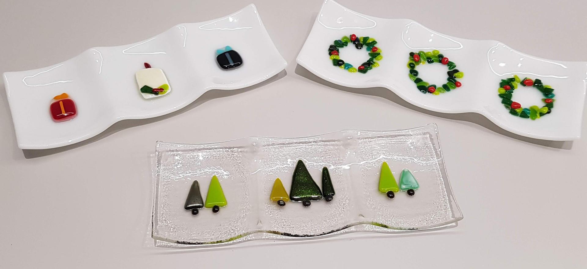 Christmas Trio Dishes