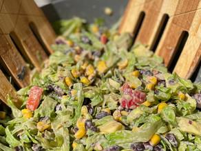 RECIPE: Cumin & Lime Chopped Salad