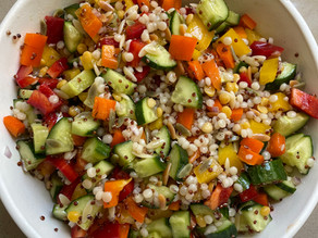 RECIPE: Summer's Almost Here Salad
