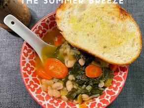 RECIPE: Kale & Cannellini Bean Soup