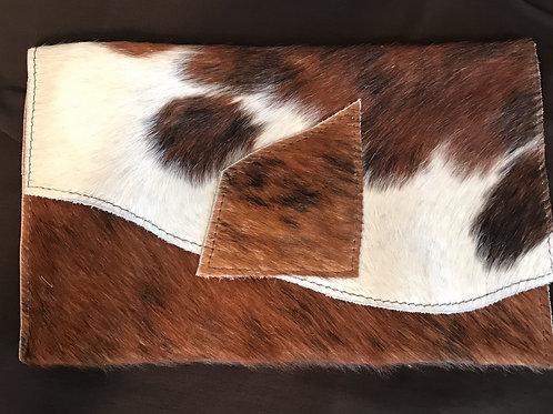 Cowhide Clutch Bag - HC10030