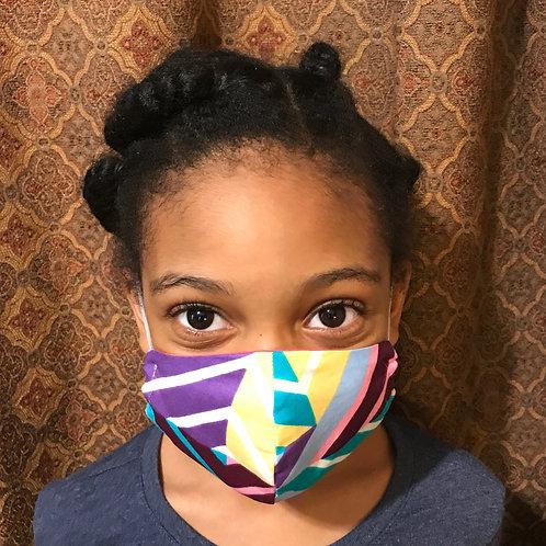 Children's Face Mask - Assorted prints