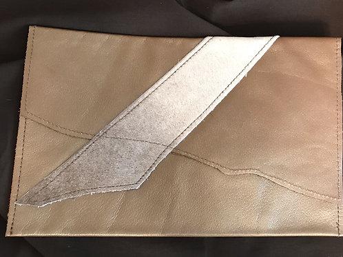 Leather Clutch Bag - HC10028