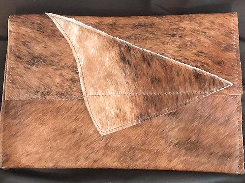 Cowhide Clutch Bag - HC10029