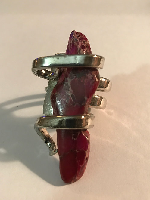 Stone Ring R22-Size 7
