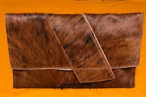 Cowhide Clutch Bag - HC10026