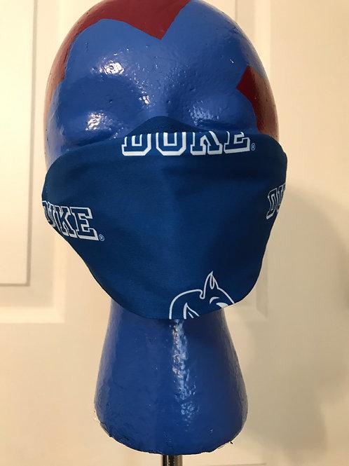 Adult 3D-2Ply Face Mask - DUKE2