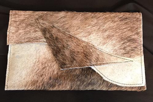 Cowhide Clutch Bag - HC10027