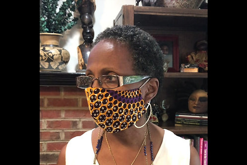 Face Mask Chain1-More Colors!