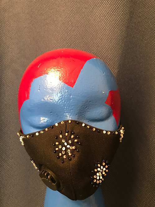 Adult Flat Face Mask-SS1