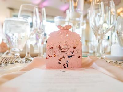 Wang/ Brown Wedding - Danny Dong Photography