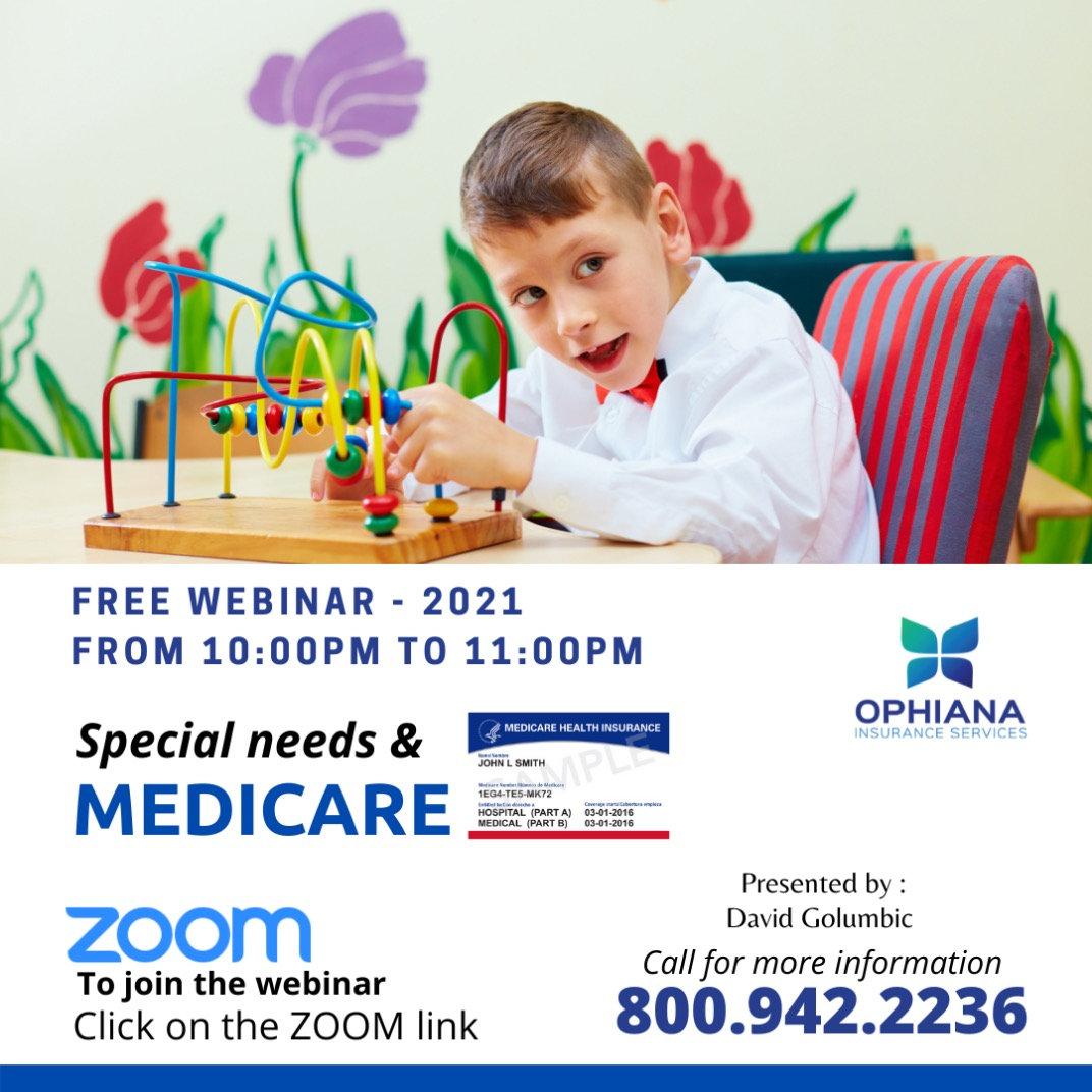 Special Needs & Medicare