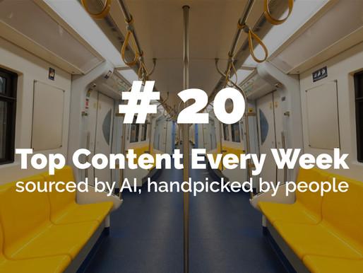 Top Content Week 20