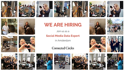 Connected Circles Job opening Social med